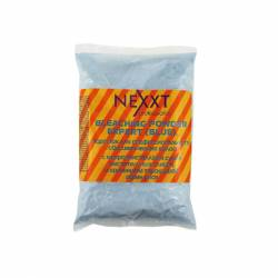 Осветляющий порошок голубой в пакете Nexxt Professional BLEACHIHG POWDER BLUE 500 g