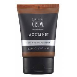 Освежающий крем для бритья American Crew Acumen Cooling Shave Cream 100 ml
