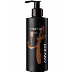 Оттеночный бальзам  для коричневых оттенков волос Concept Fresh UP Balsam 250 ml