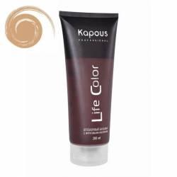Оттеночный бальзам (песочный) Kapous Professional Life Color Coloring Balm 200 ml