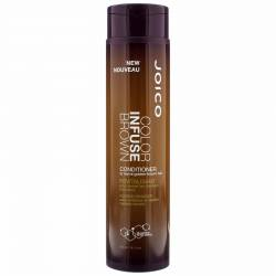 Оттеночный кондиционер (коричневый) Joico Color infuse brown conditioner 300 ml