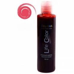 Оттеночный шампунь (гранатовый красный) Kapous Professional Life Color Coloring Shampoo 200 ml