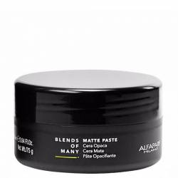 Паста-гель матовая для волос ALFAPARF Blends Of Many Matte Paste 75 ml