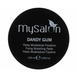 Паста-резинка моделирующая средней фиксации Puring MySalon Dandy Gum Pasta 100 ml