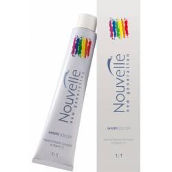 Перманентная крем-краска для волос Nouvelle Color Effective Hair Color 100 ml