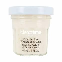 Пилинг-сорбет для лица Апельсин и Лимон Blancrème Exfoliating Sorbet with Orange & Lemon 40 ml