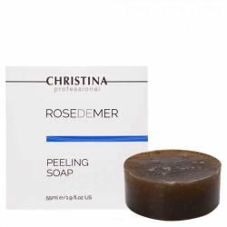 Пилинговое мыло Christina Rose de Mer Soap Peel 55 g