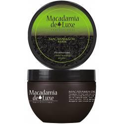 Питательная маска с маслом макадамии De Luxe Macadamia Oil Mask 250 ml