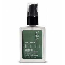 Питательное масло для бороды Screen For Man Beard Oil 30 ml