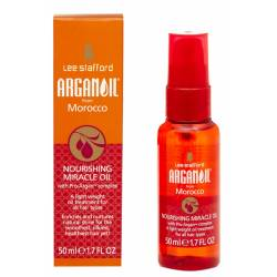 Питательное масло для волос Lee Stafford Argan Oil Nourishing Oil 50 ml