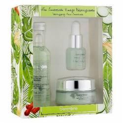 Подарочный набор для лица Трио Детоксикация Blancrème Detoxifying Face Essentials