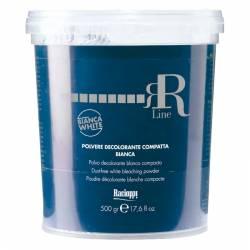Порошок (без банки) для осветления волос белый RR Line 500 g