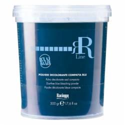 Порошок (без банки) для осветления волос голубой RR Line 500 g