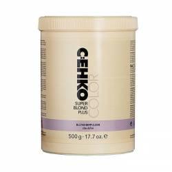 Порошок для осветления волос Супер Блонд Плюс C:EHKO Color Super Blond Plus 500 g