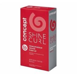 Прикорневой объем, набор для холодной перманентной завивки для всех типов волос Concept 100 ml +100 ml