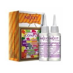 Профессиональная защита и восстановление окраски и натуральных волос 1 и 2 фаза Nexxt Professional