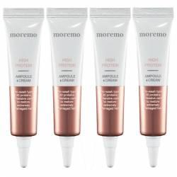 Протеиновые крем-ампулы для волос Moremo High Protein Ampoule Cream 4x15 ml