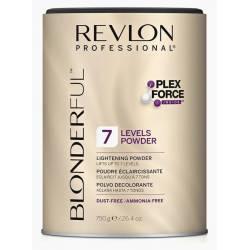Пудра безамиачная для осветления волос до 7 тонов REVLON BLONDERFUL 750 g