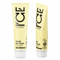 Разглаживающий крем для вьющихся волос ICE Professional by Natura Siberica Tame my Hair Cream 100 ml