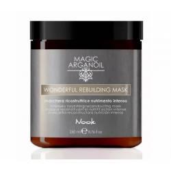 Реконструирующая экстрапитательная маска Nook Magic Arganoil Wonderful Rebuilding Mask 250 ml