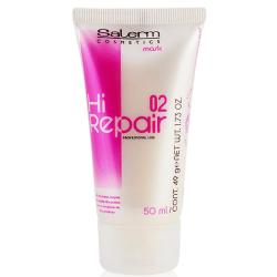 Salerm Hi-Repair маска для восстановления структуры волос 50 ml