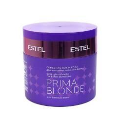 Серебристая маска для холодных оттенков блонд ESTEL PRIMA BLONDE 300 ml