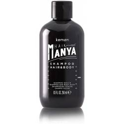 Шампунь-гель для душа Kemon Hair Manya Hair & Body Wash 250 ml