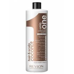 Шампунь-кондиционер с ароматом кокоса Revlon Uniq One All in One Coconut Conditioning Shampoo 1 L