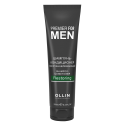 Шампунь-кондиционер восстанавливающий Ollin Professional  Shampoo-Conditioner Restoring 250 ml