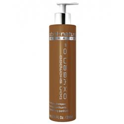 Шампунь для чувствительной кожи головы с кератином Abril et Nature Keratin Line Oxygen O2 Bain Shampoo 200 ml