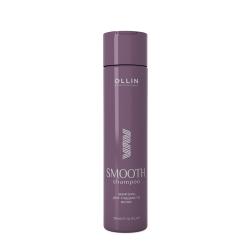 Шампунь для гладкости волос Ollin Professional Shampoo for Smooth Hair 300 ml