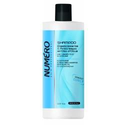 Шампунь для кудрявых волос с оливковым маслом Brelil Numero Perfect Curly Shampoo 1000 ml