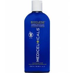 Шампунь для мужчин против выпадения и истончения нормальных волос Mediceuticals Advanced Hair Restoration Technology Bioclenz 250 ml