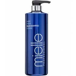Шампунь для мужчин с Ментолом Mielle Professional Aqua Blue Shampoo Homme 1000 ml