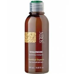Шампунь для объема и укрепления волос Screen Volumize Bodifying Shampoo 250 ml