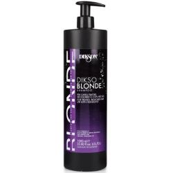Шампунь для обесцвеченных и мелированных волос Dikson Dikso Blonde 1 L