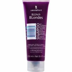 Шампунь для осветленных волос Lee Stafford Bleach Blonde Shampoo 250 ml