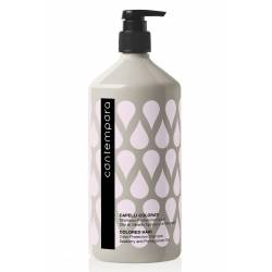 Шампунь для сохранения цвета с маслом облепихи и граната Contempora Colored Hair Shampoo 1000 ml