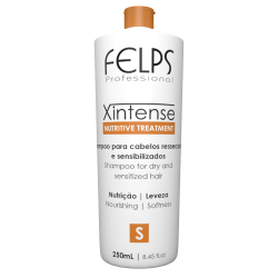 Шампунь для сухого волосся Felps Xintense 250 ml