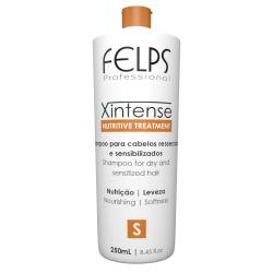 Шампунь для сухих волос Felps Xintense 250 ml