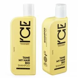 Шампунь для тусклых и вьющихся волос ICE Professional by Natura Siberica Tame my Hair Bio Shampoo 250 ml