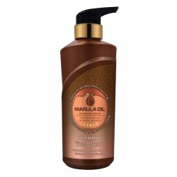 Шампунь для волос с маслом Марула Bingo Hair Cosmetic Marula Oil Intensive Repair Moisture Shampoo 500 ml