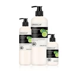 Шампунь энергетический с экстрактом бергамота FREECIA Kaffic Lime Energizing Shampoo 300 ml