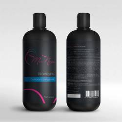 Шампунь глубокой очистки Inoar Mar Negro 500 ml