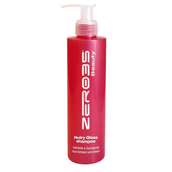 Шампунь Глянцевый Блеск Emmebi Beauty Nutry Gloss Shampoo 250 ml