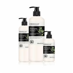 Шампунь интенсивно увлажняющий с экстрактом оливы FREECIA Ultra-Moist Golden Olive Oil Shampoo 300 ml