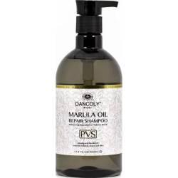 Шампунь мгновенное восстановление Dancoly Marula Oil Shampoo 400 ml