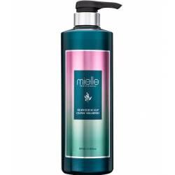 Шампунь против выпадения волос c морскими водорослями Mielle Professional Seaweed Scalp Clinic Shampoo 100 ml