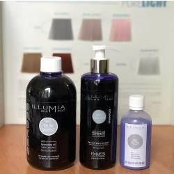 Шампунь против желтизны Emmebi Illumia Anti Yellow Shampoo 300 ml