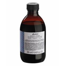Шампунь Серебряный для натуральных и окрашенных волос Davines Alchemic Shampoo Silver 280 ml